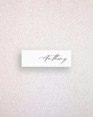 Amour Place Cards
