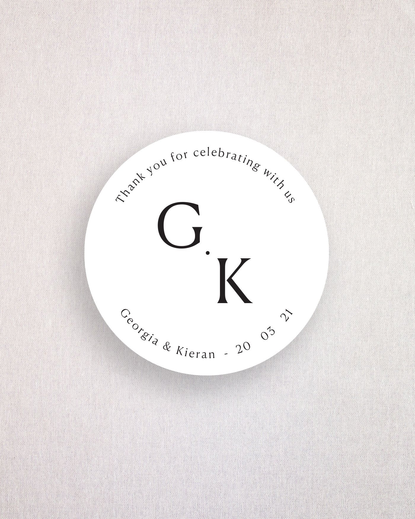Georgia Keepsake Coaster