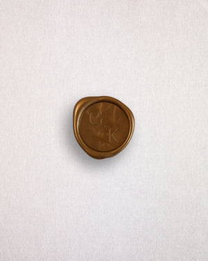 Georgia Wax Seal