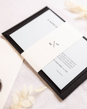 Melbourne Place Card Coaster