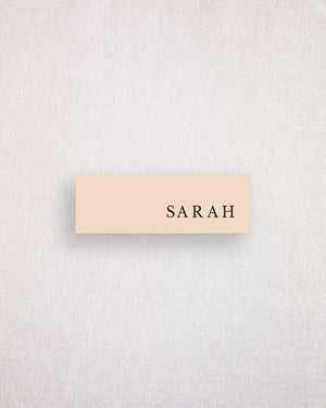 Milan Place Cards
