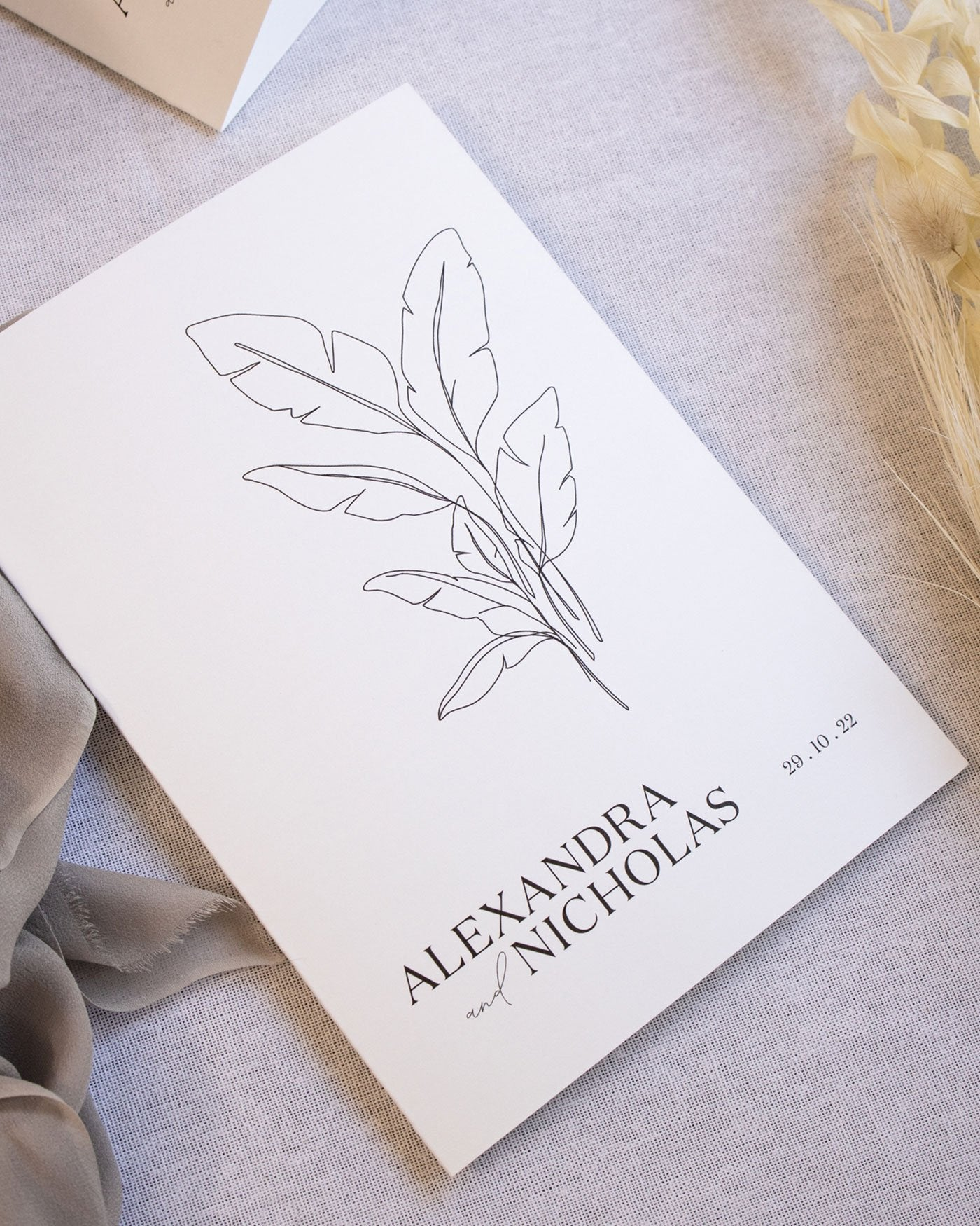 Palms Ceremony Booklet