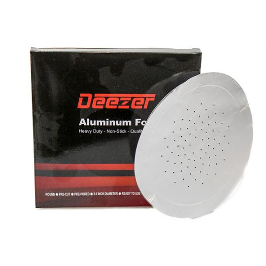 Deezer Foil (Pack of 100)