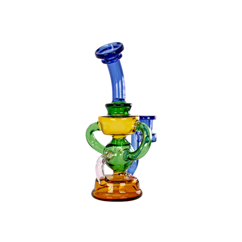 3 Colored Water Pipe