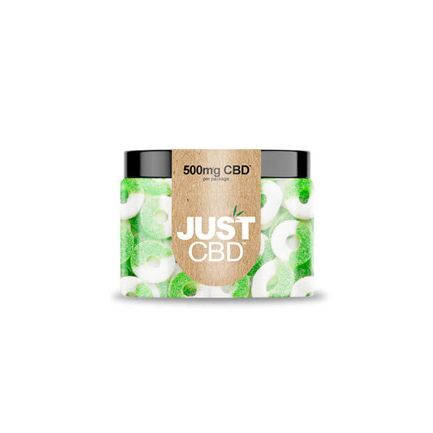 Just CBD Gummies - Apple Rings