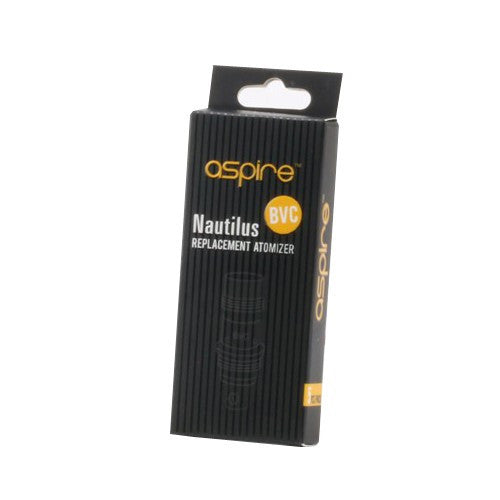 Aspire BVC Nautilus Coil - Pack of 5 Coils