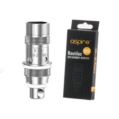 Aspire BVC Nautilus 2 Coil (Pack of 5 Coils)