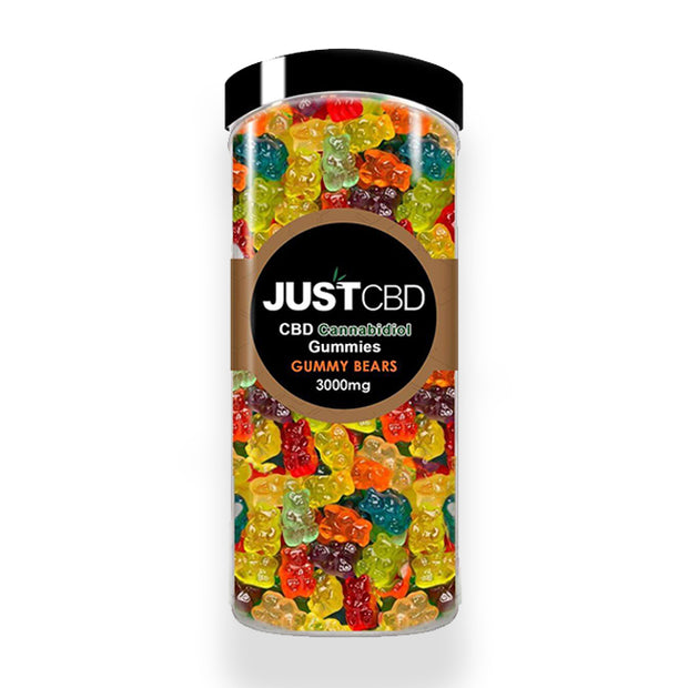 Just CBD Gummies - Bear