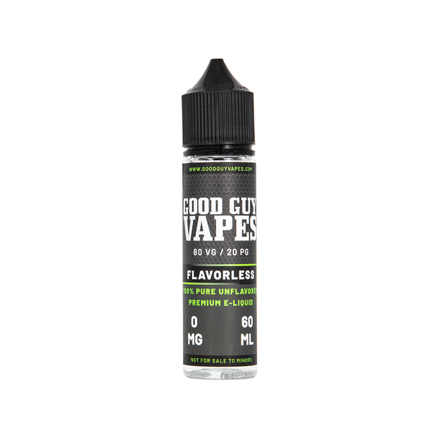 Good Guy Vapes Flavorless E-Juice