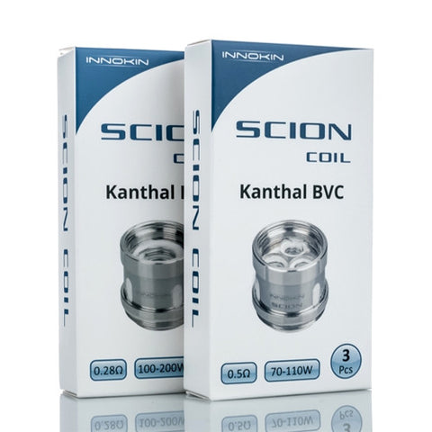 Innokin Scion Coils (Pack of 3 Coils)