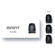 Justfog Mini-Fit Replacement Pod (Pack of 3)