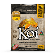 Koi CBD - Full Spectrum Gummies (Pack of 20)