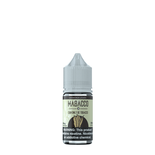 Cassadaga Tobacco Salt E-Liquid
