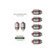 JUSTFOG Q14 Replacement Coils - Pack of 5 Coils