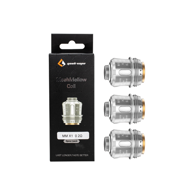 Geek Vape Meshmellow Coils - Pack of 3 Coils
