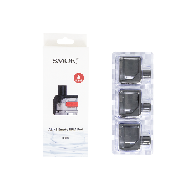 SMOK Alike Replacement Pod - Pack of 3 Pods