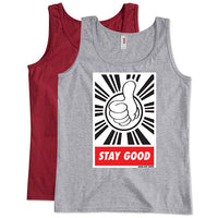 """Stay Good"" Tank Top"
