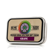 The Helping Friendly Broad Spectrum Soft Chews - Grape