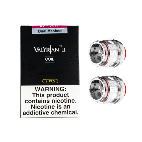 Uwell Valyrian II Coils (Pack of 2 Coils)