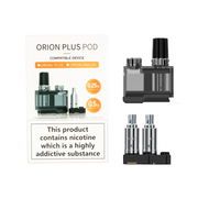 Lost Vape Orion Plus Replacement Pod Kit