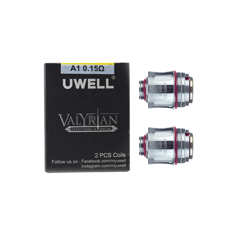 Uwell Valyrian Coil - (Pack of 2 Coils)