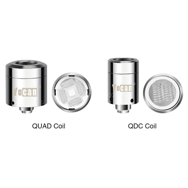 Yocan Loaded Coil - Pack of 5 Coils