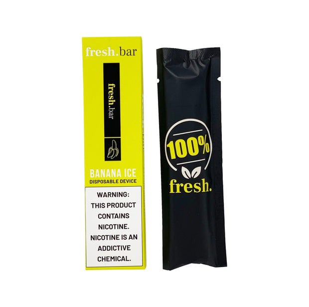 Fresh Bar Disposable Device Banana Ice