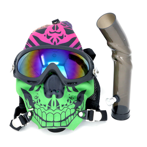 Gas Mask Pipe
