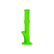 Silicone Straight Water Pipe
