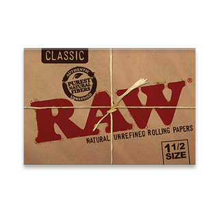 RAW Classic Rolling Papers