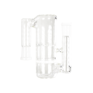 Double-Sided Ash Catcher w/Percolator