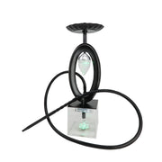 "23"" Oval Square Fountain Hookah"