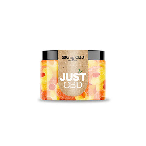 Just CBD Gummies - Peach Rings