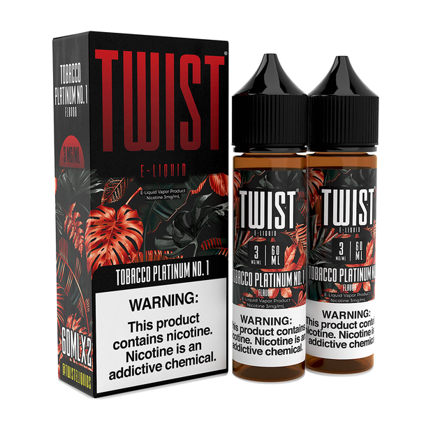 Twist Tobacco E-Liquid