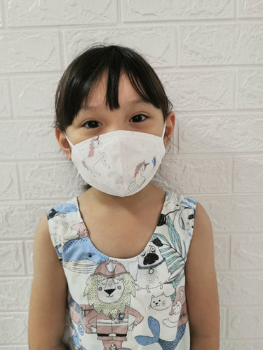 Handmade Reusable Fitted Mask (Adult and Kids) *NEW DESIGN