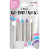 Face Paint Crayon Set