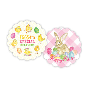 Oversized Easter Gift Tags