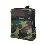 Seersucker backpack and lunch box set
