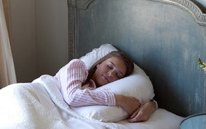 Dr Mary Side Sleeper Pillow by The Pillow Bar
