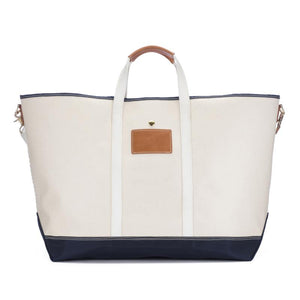 Avery Jumbo Canvas Tote Bag
