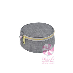 Button Bag Jewelry Case by Mint