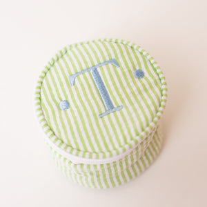 Mini Button Bag Jewelry Case by Mint