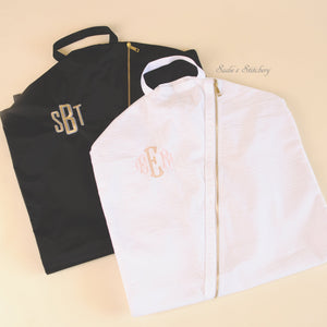 Seersucker Garment Bag by Mint