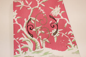 Chinoiserie Guest Towel