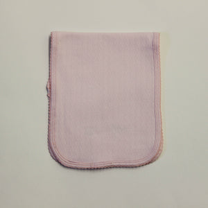 Pointelle Burp Cloth