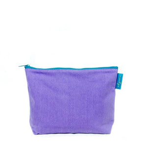 Large Zip Pouch Bag by mb greene