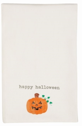 Halloween Icon Hand Towels