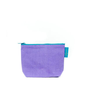 Small Zip Pouch Bag by mb greene