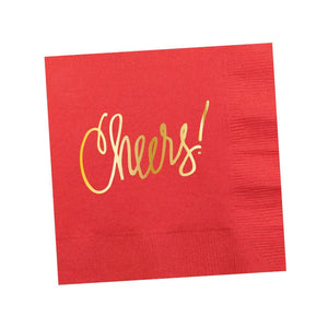 Napkins - Cheers!