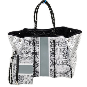 Neoprene Tote-- Thirteen Patterns Available